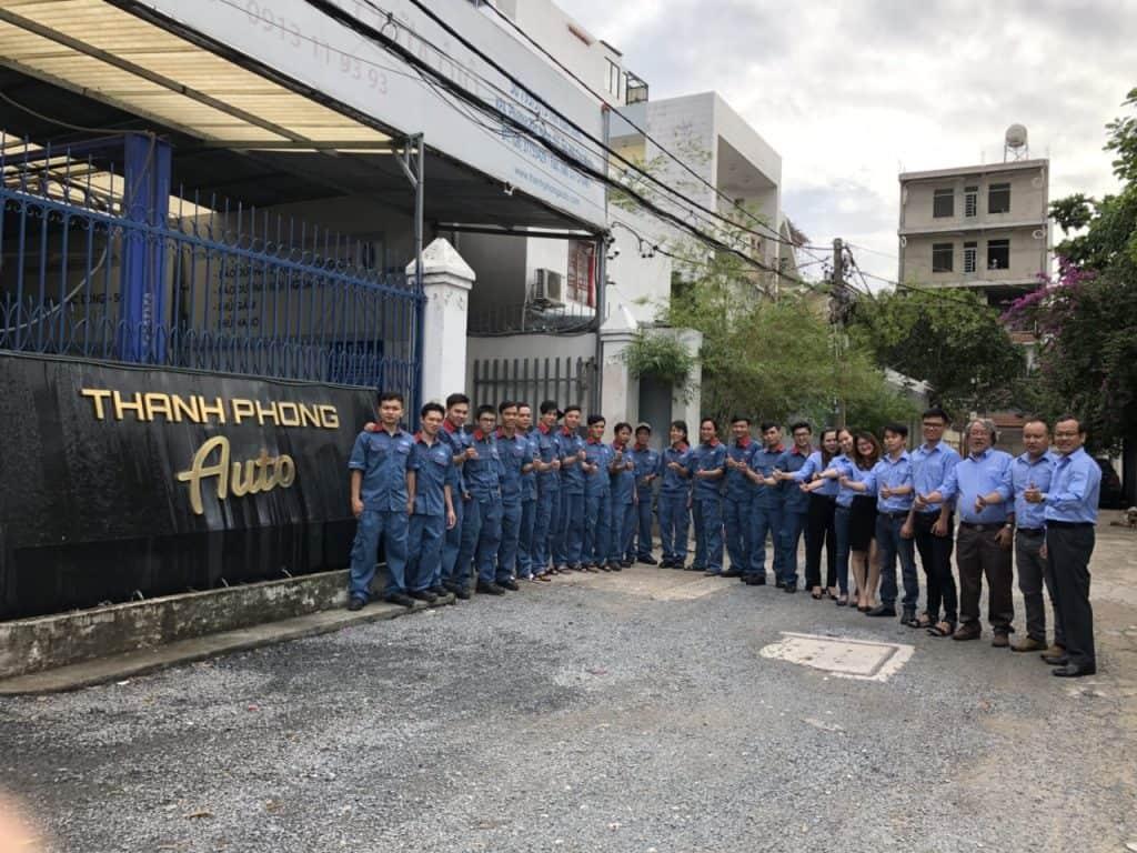 Trung Tâm Bảo Dưỡng Sửa Chữa Ô Tô Uy Tín TPHCM 1
