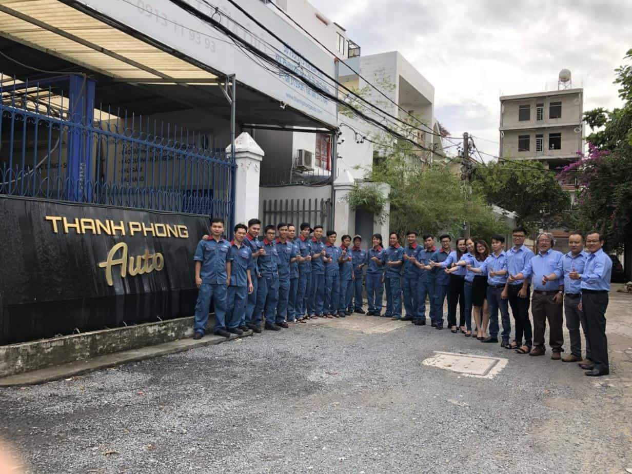 Trung Tâm Bảo Dưỡng Sửa Chữa Ô Tô Uy Tín TPHCM 9 Thanh Phong Auto HCM