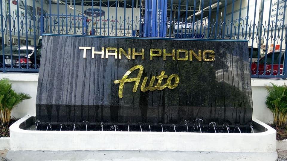 Cơ sở chuyên sửa xe ô tô tại sài gòn