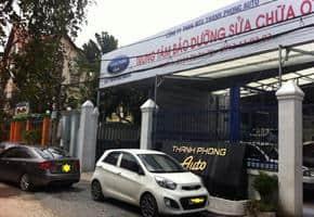 Tuyển Nam thợ phụ sơn xe ô tô. 1