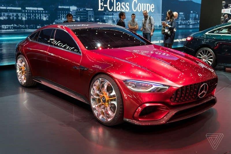 Mercedes AMG GT Concept - Đối Thủ Nặng Ký Của Porsche Panamera 22 Thanh Phong Auto HCM
