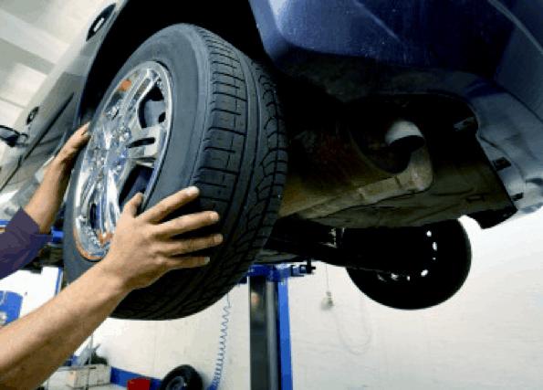 Kiểm Tra Lốp Ô tô 2