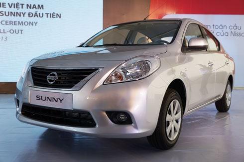 Nissan Việt Nam chính thức ra mắt Sunny 1