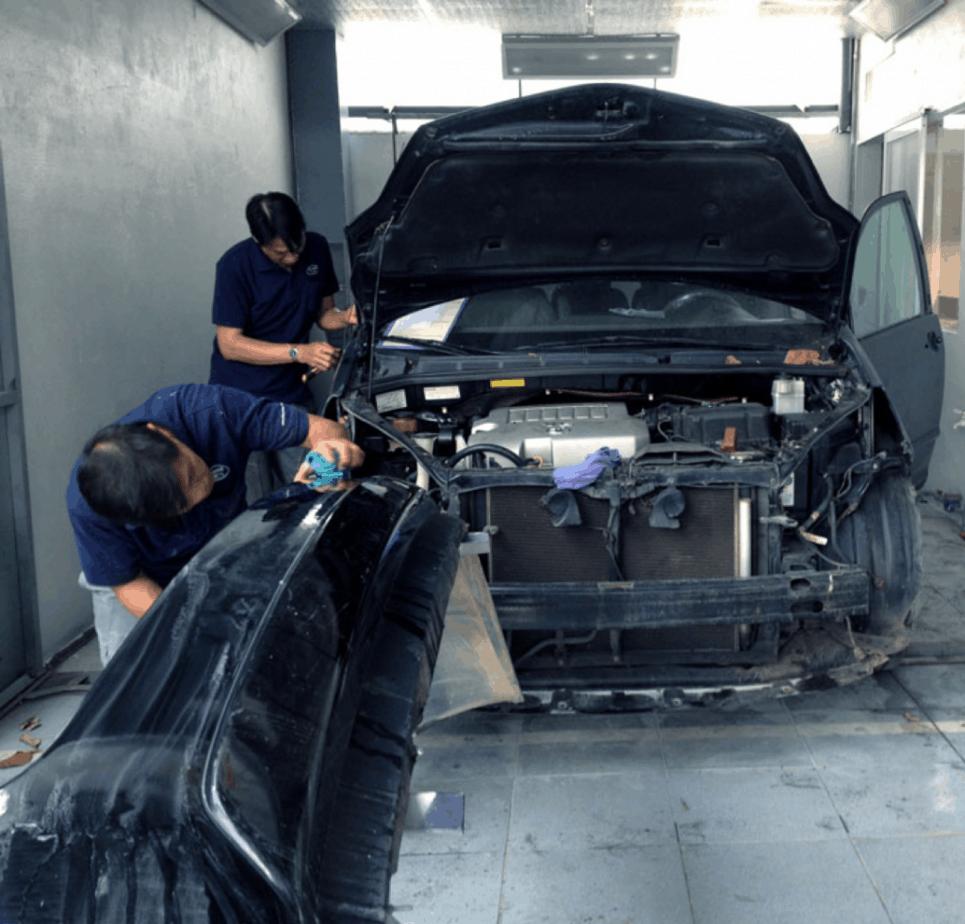 Repairing Auto Dong 1 Thanh Phong Auto HCM