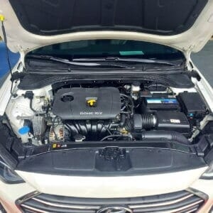 Maintenance Process of Car Engine compartment 8 Thanh Phong Auto HCM