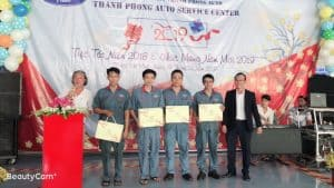 Tất niên 2018-Chào xuân 2019 5 Thanh Phong Auto HCM