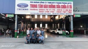 Tất niên 2018-Chào xuân 2019 3 Thanh Phong Auto HCM