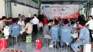 Tất niên 2018-Chào xuân 2019 8 Thanh Phong Auto HCM