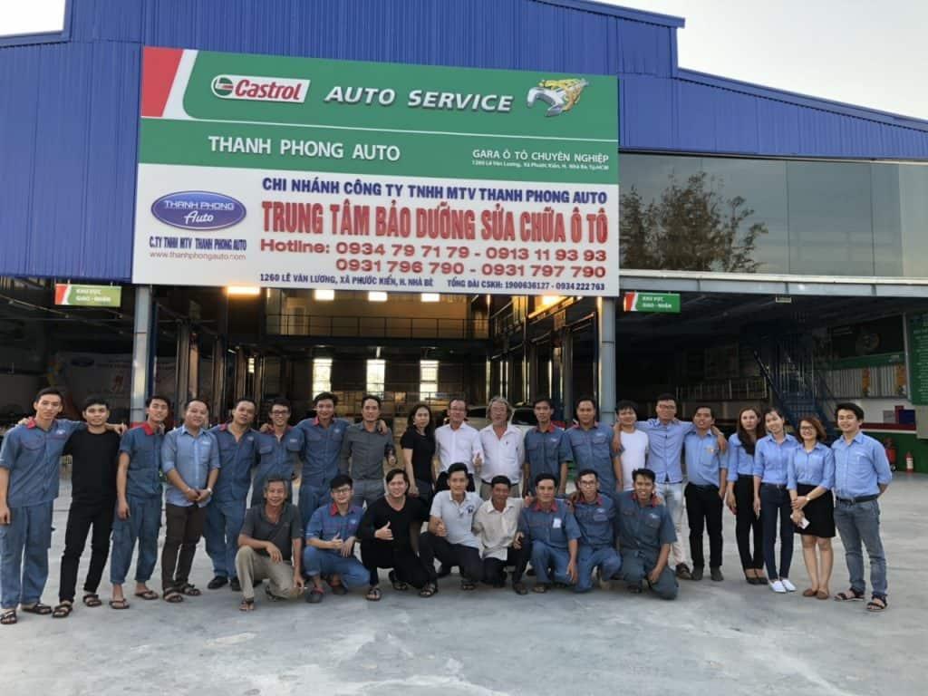 Tất niên 2018-Chào xuân 2019 1 Thanh Phong Auto HCM