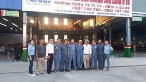 Tất niên 2018-Chào xuân 2019 9 Thanh Phong Auto HCM