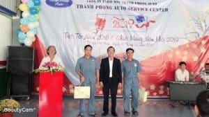 Tất niên 2018-Chào xuân 2019 11 Thanh Phong Auto HCM