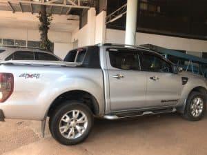 Cần bán xe Ford Ranger Wildtrak đời 2014 nhập khẩu- giá 645 triệu 4