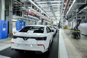 VinFast bắt đầu đưa 155 xe đi 14 nước để thử nghiệm 2