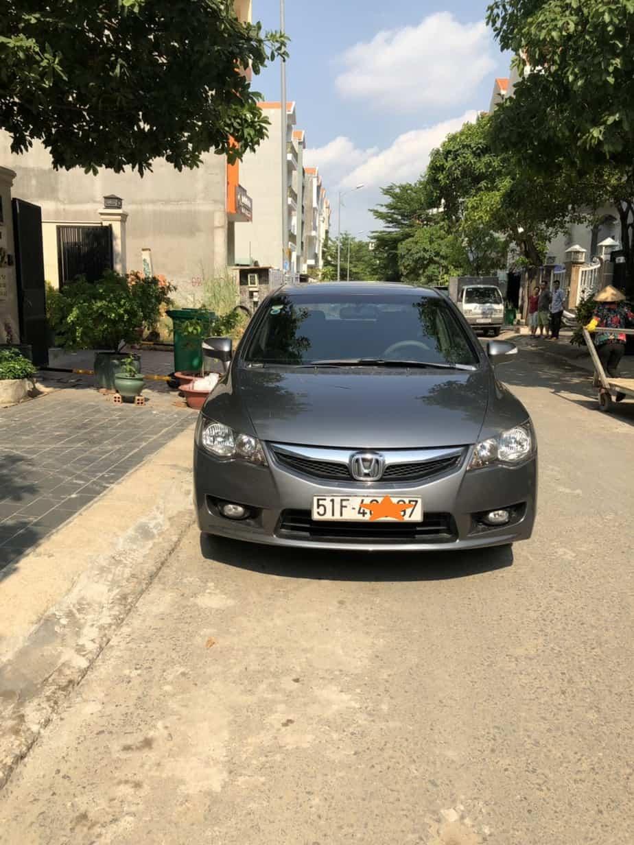 Bán xe Honda Civic 2011, Giá 4xx 2