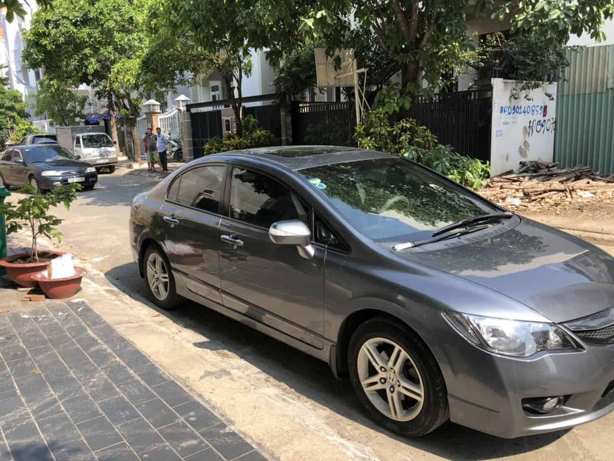 Bán xe Honda Civic 2011, Giá 4xx 7