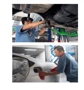 Về Chúng Tôi 10 Thanh Phong Auto HCM