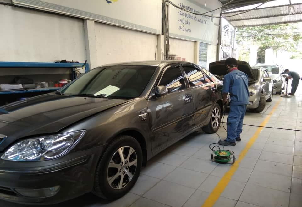 CƠ CẤU TỔ CHỨC VÀ CƠ SỞ HẠ TẦNG 8 Thanh Phong Auto HCM