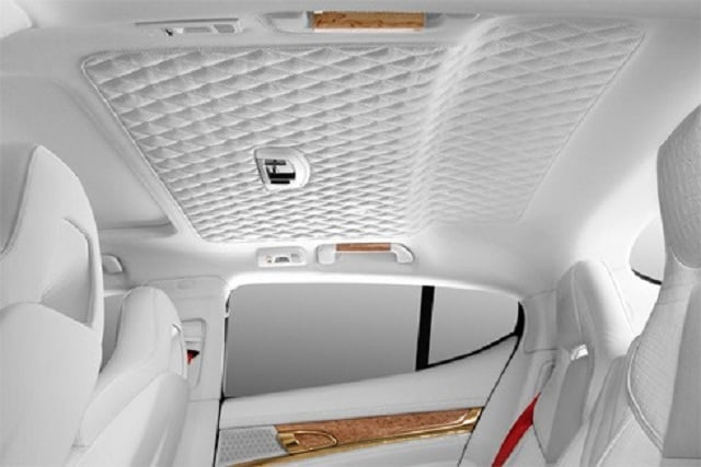 With nylon material helps to protect the ceiling and reduce dust, easy to clean