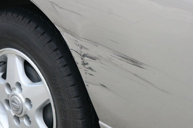 3 lưu ý khi sơn dặm vá xe ô tô có thể bạn chưa biết 1