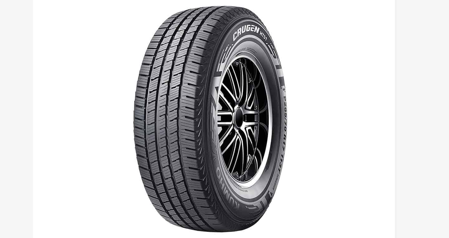 Tires are one of the most important parts of a vehicle