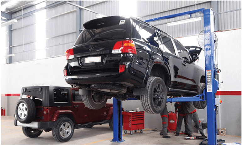 Regular vehicle inspections help keep the car well maintained and save money