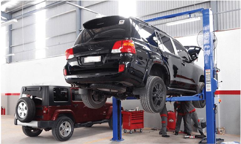 Kiểm tra xe theo định kỳ giúp xe được bảo dưỡng tốt và tiết kiệm chi phí