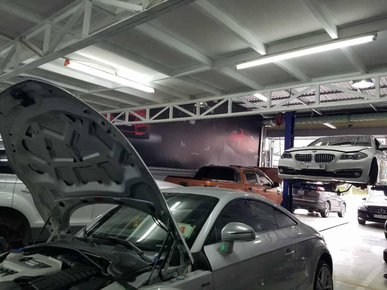 Lựa chọn gara để sửa chữa xe tốt giúp xe bạn được sửa chữa và bảo dưỡng tốt nhất