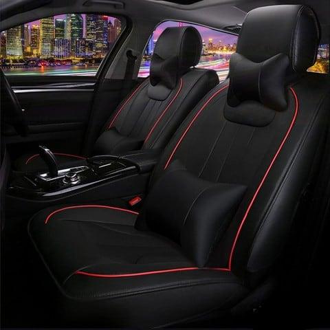 Bỏ túi 5 lưu ý khi bọc áo ghế da công nghiệp xe ôtô