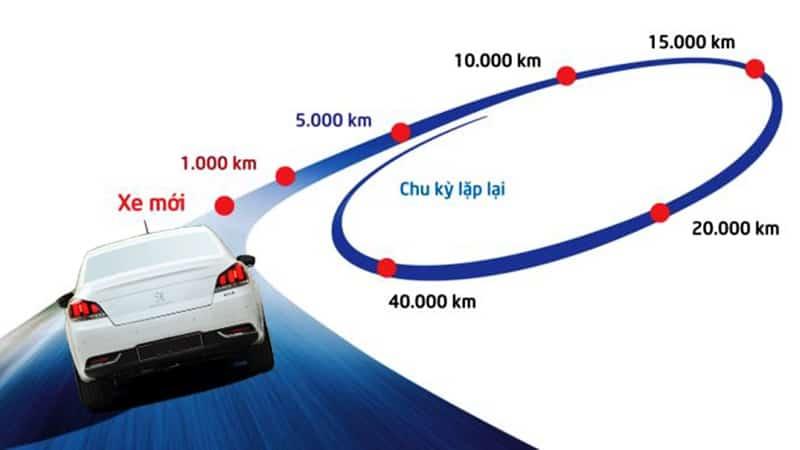 Quan tâm tới các cấp / hạng mục bảo dưỡng ô tô giúp xe kéo dài tuổi thọ hơn