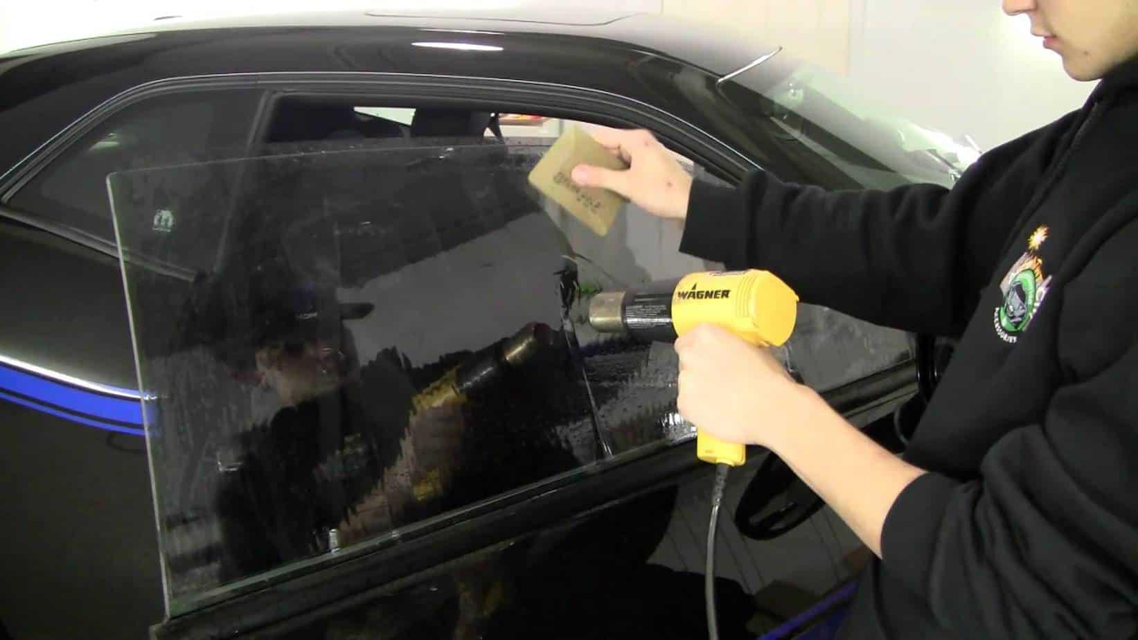 Các vấn đề bạn cần lưu ý khi dán phim Nano xe ôtô