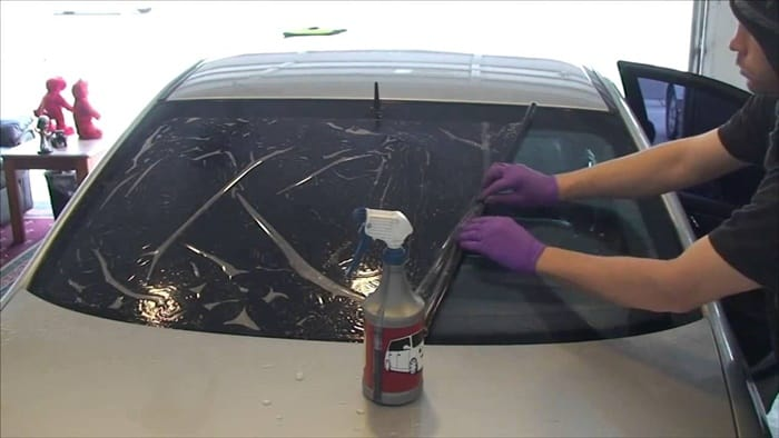 3 lưu ý khi dán phim Nano xe ôtô bạn không nên bỏ qua 2