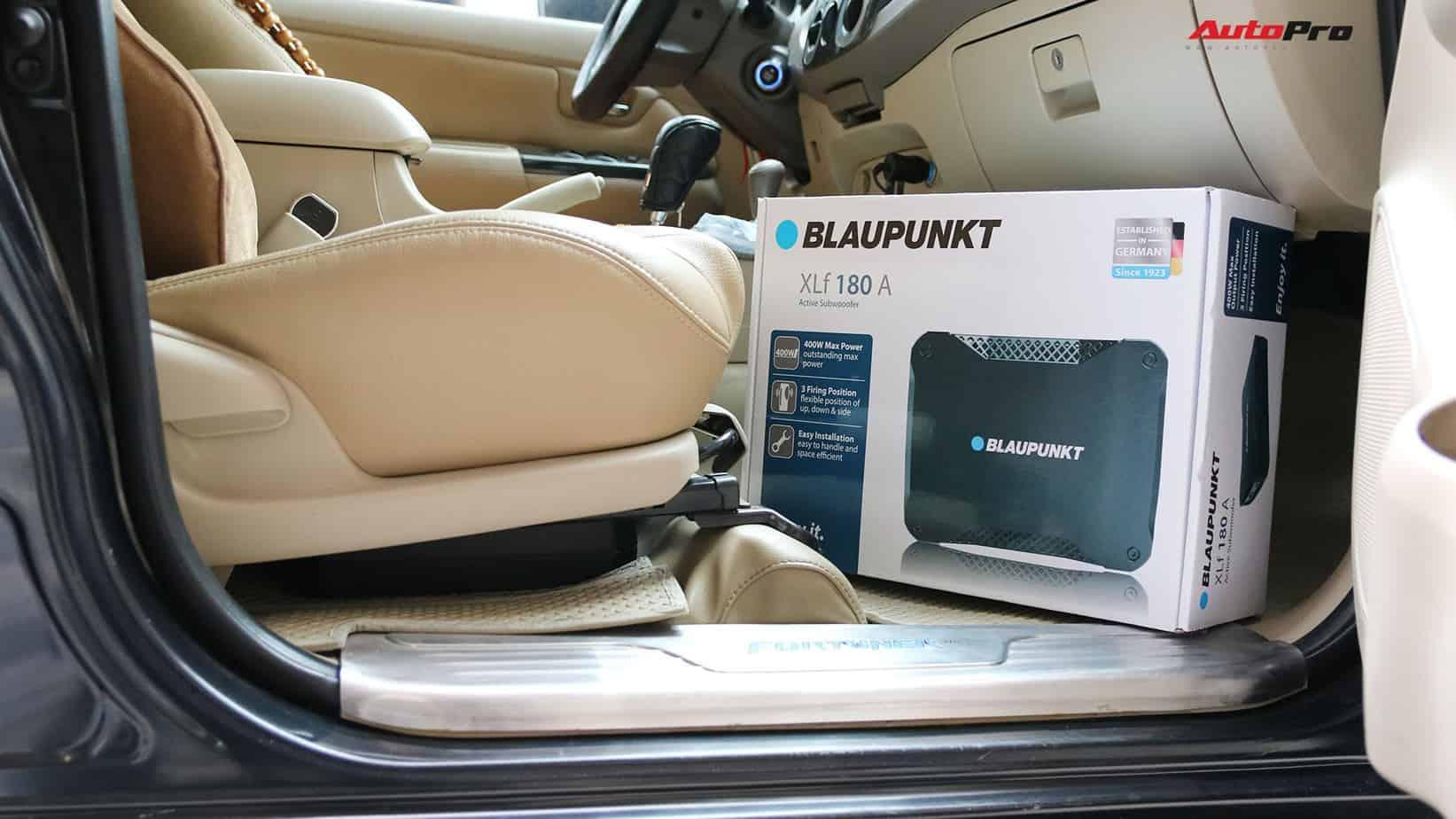 Hãy ghé tới các garage uy tín để lựa chọn hệ thống âm thanh xe ô tô đạt chuẩn chất lượng cao