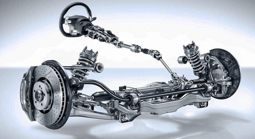 Chú ý tới quy trình sửa chữa, bảo dưỡng hệ thống thước lái xe ôtô