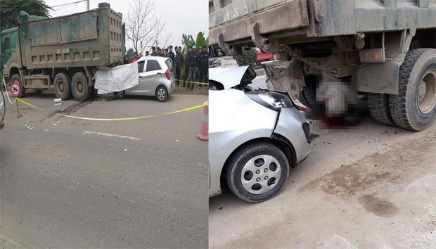 Nguyên nhân dẫn đến xe ô tô gặp tai nạn là do người lái xe xao nhãng khi lái