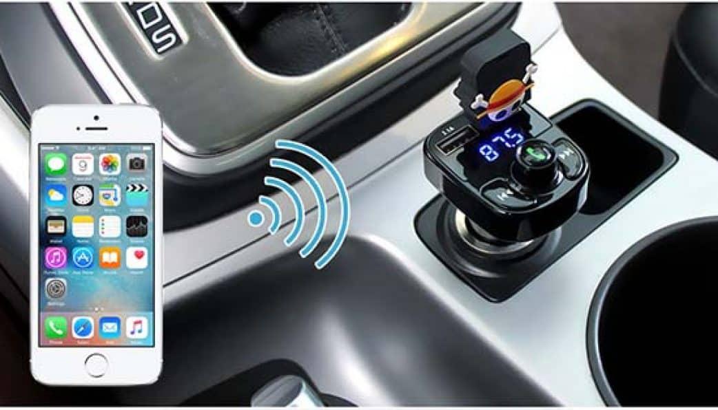 Các vấn đề lưu ý khi trang bị thiết bị bluetooth xe ôtô