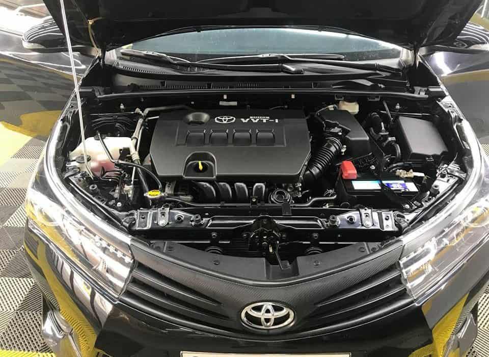 Các lưu ý bạn nên biết khi vệ sinh, bảo dưỡng khoang động cơ xe ôtô