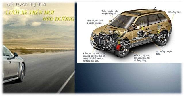 Kiểm tra động cơ xe thường xuyên rất quan trọng