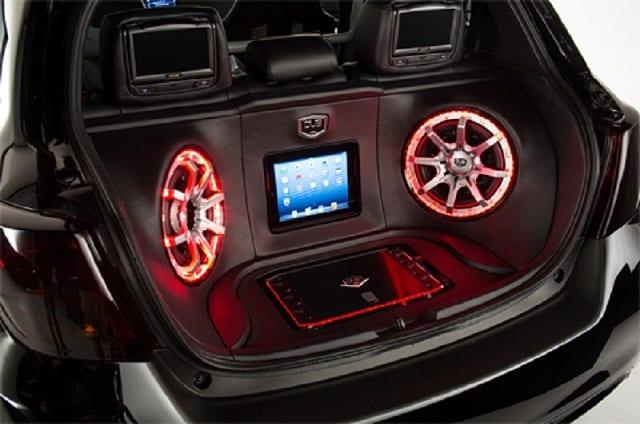 Nhiều người có nhu cầu độ âm thanh cho xe ô tô