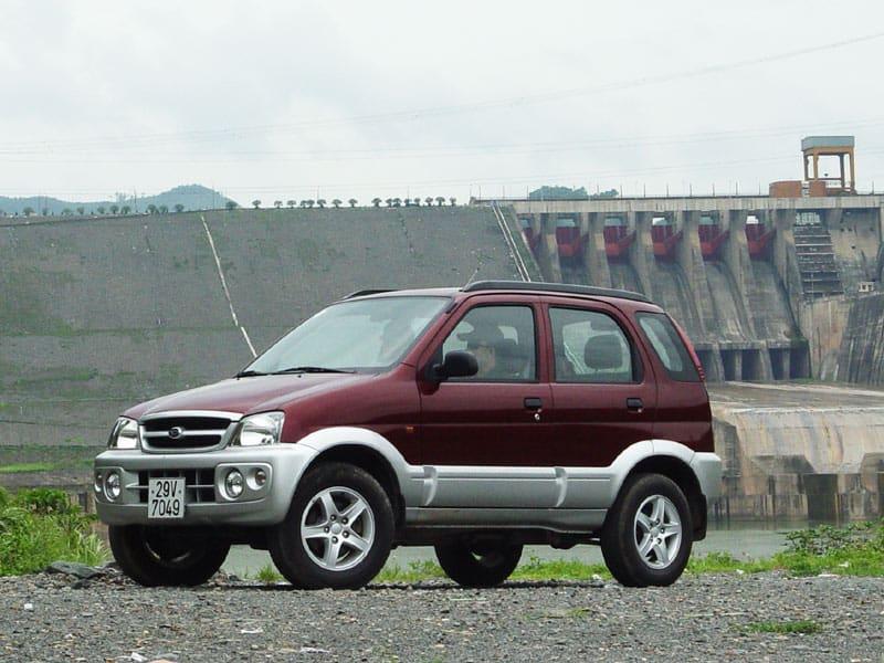 Nên chọn trung tâm sửa chữa, bảo dưỡng xe ô tô Daihatsu có tiếng trên thị trường