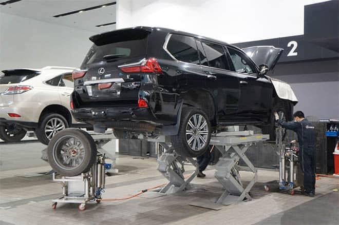Bật mí những vấn đề bạn cần quan tâm khi chọn dịch vụ sửa chữa, bảo dưỡng xe ô tô Lexus