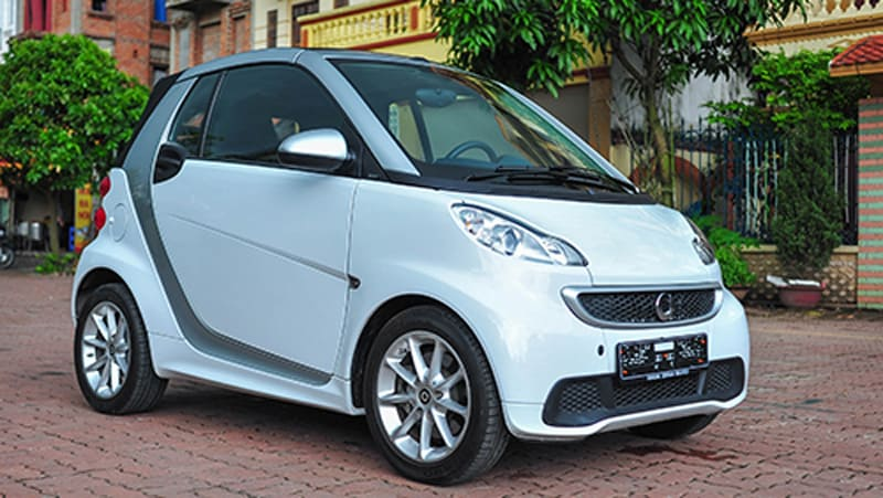 Các bạn nên chọn trung tâm sửa chữa xe ô tô Smart Fortwo uy tín