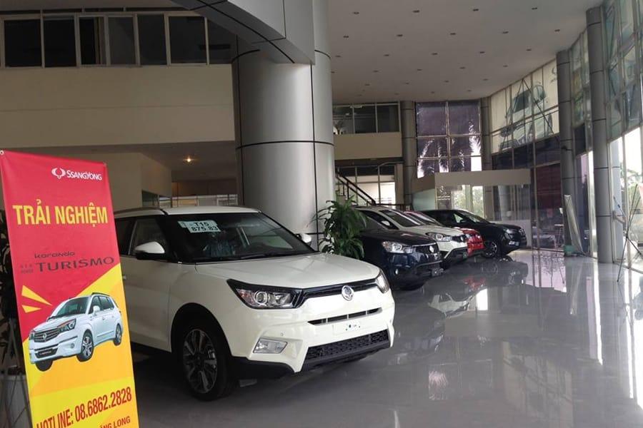 Nhu cầu tìm dịch vụ sửa chữa, bảo dưỡng xe ô tô Ssangyong uy tín ở nước ta ngày càng tăng
