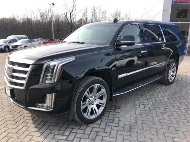 Xe Cadillac Escalde ESV 2019 chinh phục mọi người bởi nội thất hoàn hảo