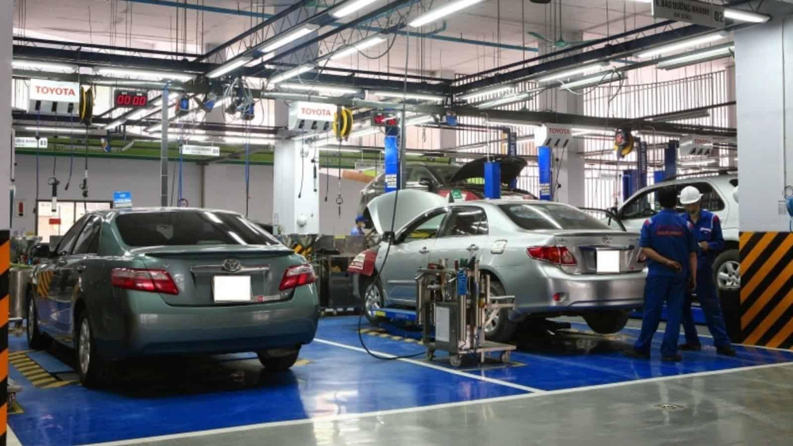 Nên sửa chữa, bảo dưỡng xe ôtô Dodge theo định kỳ để đảm bảo sự an toàn cho mọi người