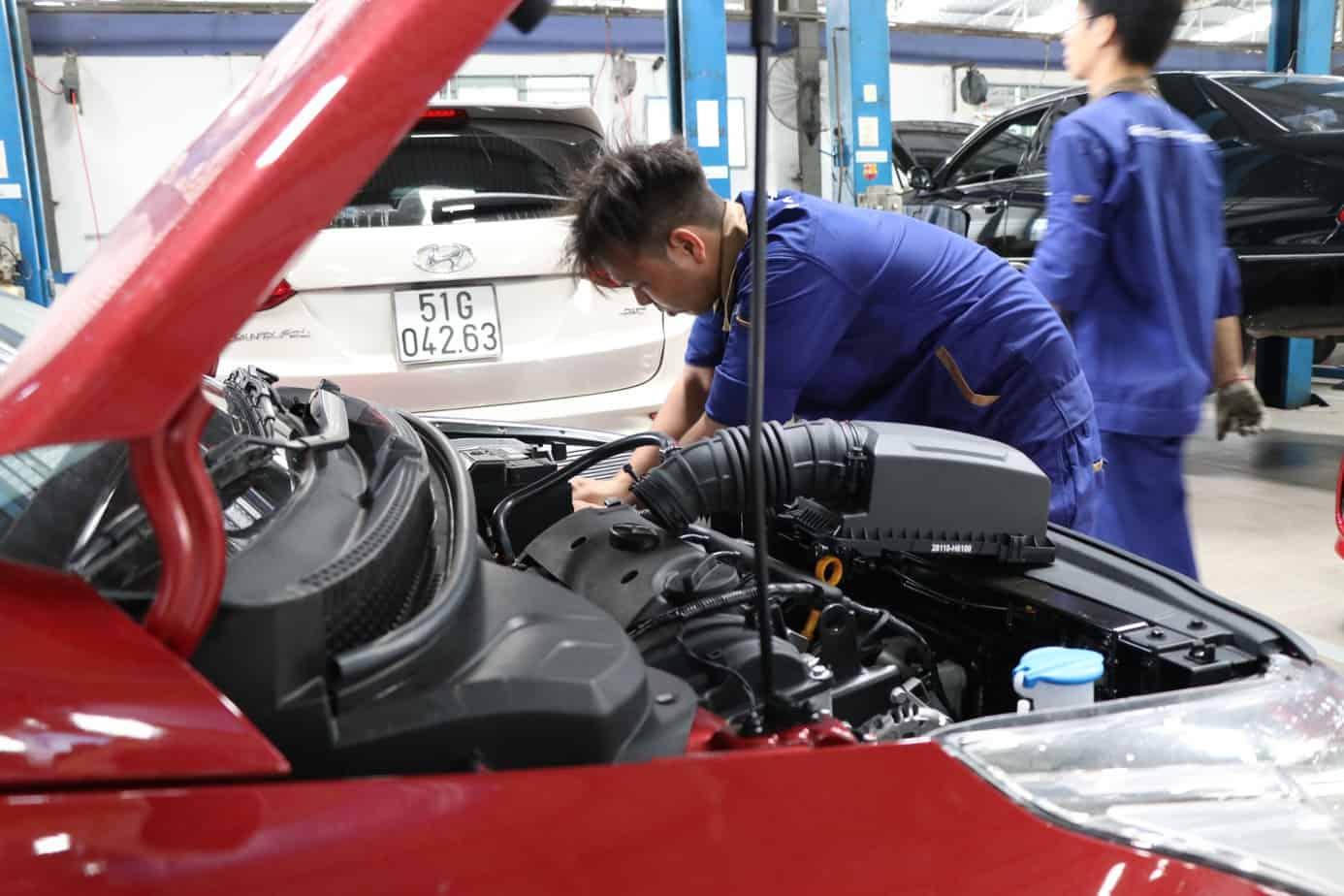 Giảm chi phí sửa chữa khi liên quan đến vấn đề hỏng hóc nặng nếu đưa xe ô tô tới garage uy tín