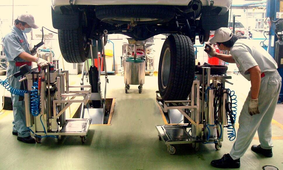 Các lợi ích khi chọn được dịch vụ sửa chữa, bảo dưỡng xe ôtô Fortuner uy tín