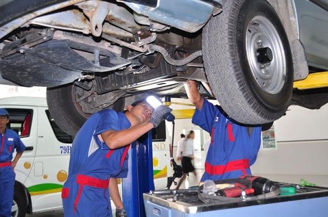 3 lý do bạn nên chọn dịch vụ sửa chữa, bảo dưỡng xe ôtô Fortuner uy tín 1