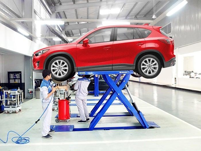 Bạn nên tham khảo giá sửa chữa xe ô tô Subaru từ nhiều nơi