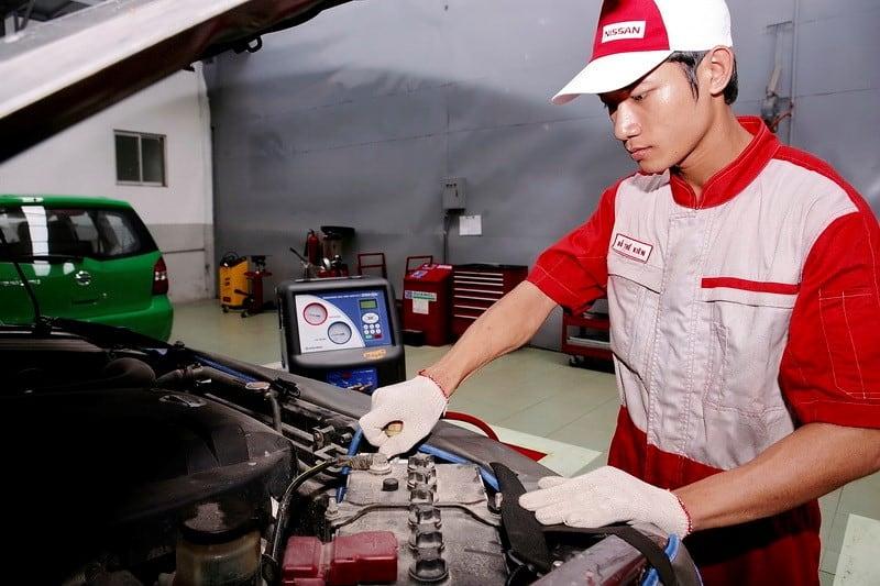 Bạn nên chú ý tới quy trình sửa chữa xe ô tô Subaru