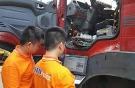 Garage sửa chữa dòng Mercedes phải có đầy đủ công nghệ hiện đại nhất